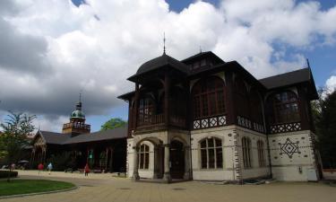 Hotels in Szczawno-Zdrój