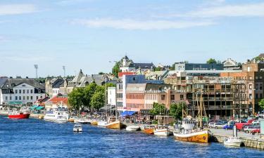 Kjæledyrvennlige hoteller i Fredrikstad