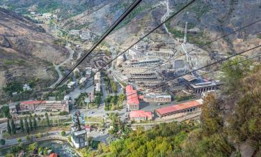 Hotels with Parking in Alaverdi
