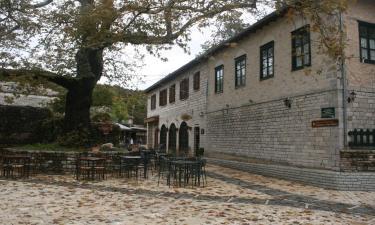Budget hotels in Monodendri