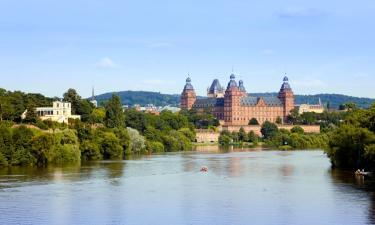 Ferienwohnungen in Aschaffenburg