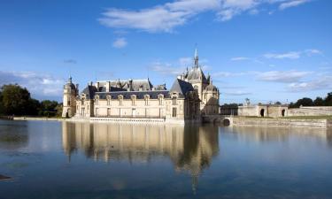 Hoteles en Chantilly