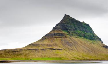 Hótel með bílastæði í Grundarfirði