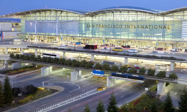 Hotels with Parking in Millbrae