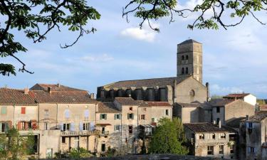 Hotels in Montolieu