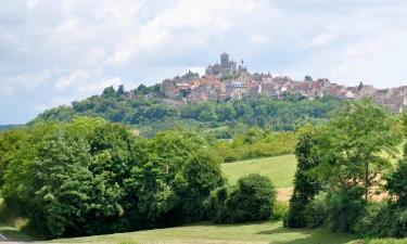 Hotels in Avallon