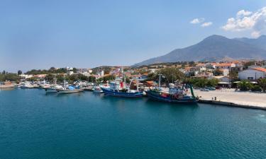 Hotels in Kamariotissa