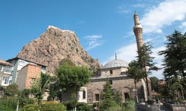 Hotels with Parking in Afyon