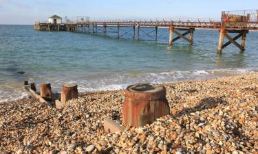 Hotels with Parking in Totland