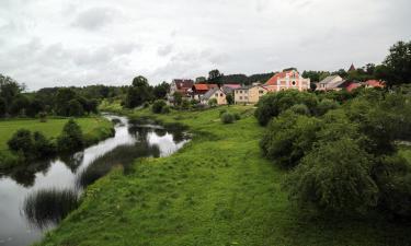 Hotels in Sabile