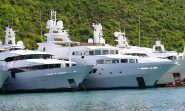 5-Star Hotels in Gustavia