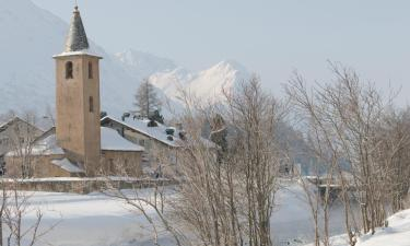 Hotels in Sils Maria