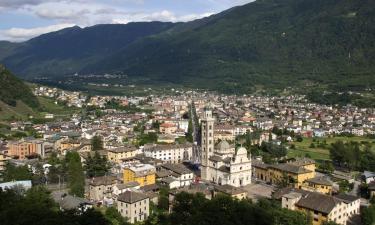 Hotel a Tirano