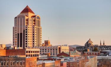 Pet-Friendly Hotels in Roanoke