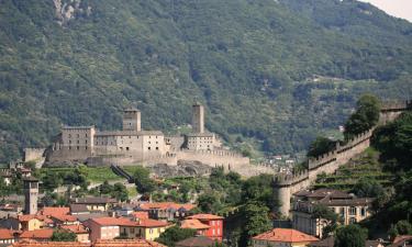 Hotels in Bellinzona