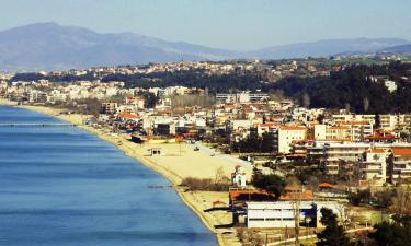 Beach Hotels in Agia Triada