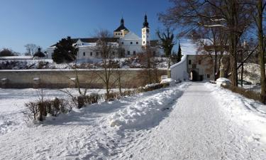 Penziony v destinaci Pardubice