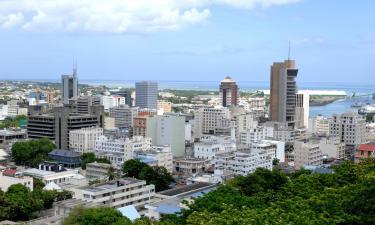 Appartements à Port-Louis