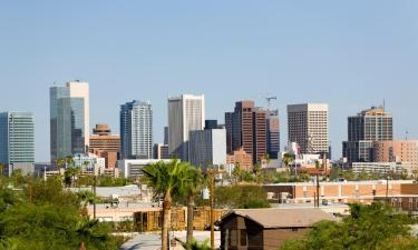 Budget hotels in Peoria