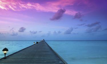 Resorts in Gaafu Alifu Atoll