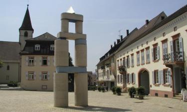 Hotels in Müllheim