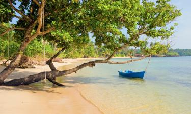 Parkimisega hotellid sihtkohas Salad Beach