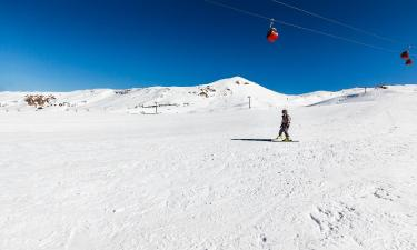 Apartments in Valle Nevado