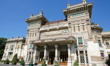Hotels in Salsomaggiore Terme