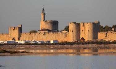 B&Bs in Aigues-Mortes