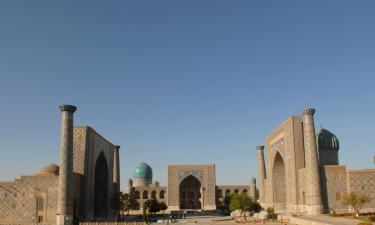 Apartamentos en Samarkand