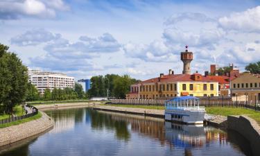 Хостелы в Иваново