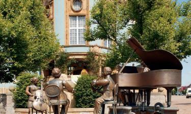 Бюджетные отели в городе Донауэшинген