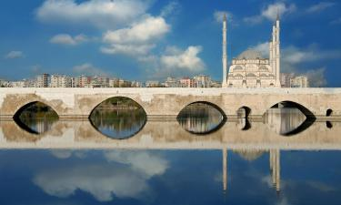 Hotels with Parking in Adana