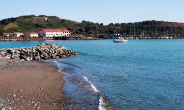Hotels with Parking in Sausalito