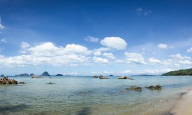 Hotels mit Parkplatz in Tab Kaek Beach