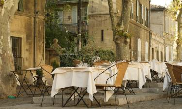 Hotels with Parking in Le Pontet