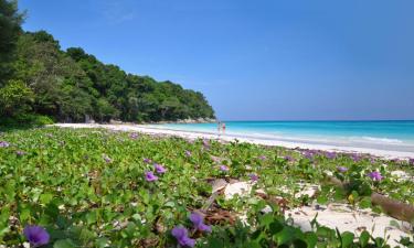 Hotels in Thong Nai Pan Noi