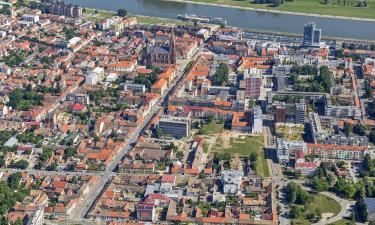 Apartments in Osijek