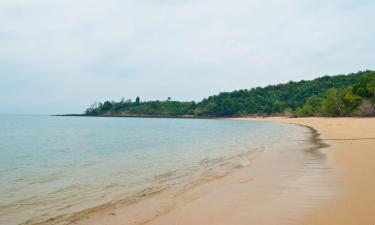 Resorts in Ko Phayam