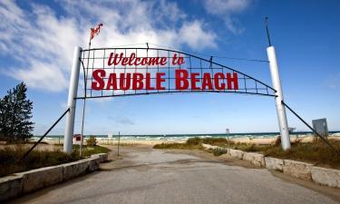 Hotéis em Sauble Beach