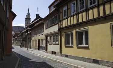 Апартаменты/квартиры в городе Бад-Лангензальца