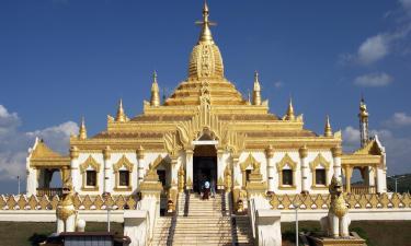 Hotels met Parkeren in Pyin Oo Lwin