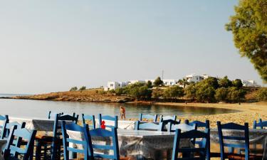 Beach Hotels in Logaras