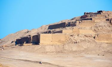Hotels with Pools in Pachacamac