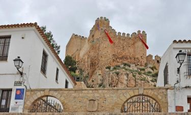 Hotels with Parking in Almansa