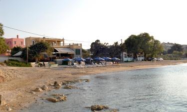 Παραλιακά ξενοδοχεία στα Βάγια