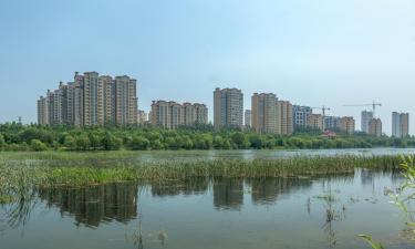 Люксовые отели в городе Xingtai
