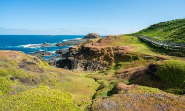 Hotels with Parking in Phillip Island