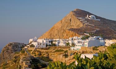 Budget hotels in Chora Folegandros