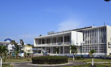 Люксовые отели в городе Браззавиль